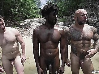 Nude Beach Threesome 41:51 2020-02-14