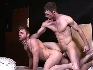Ripped master dominating submissives ass 6:14 2017-08-28