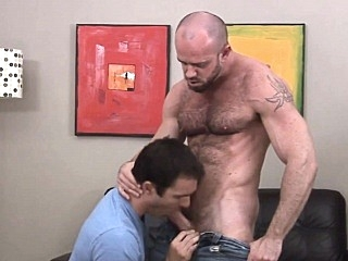 Closeup gaysex fun with hairy bear and jock 6:00 2015-10-28