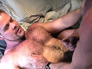Polar bear blows and rims hairy cub asslick (gay) bears (gay) gays (gay)