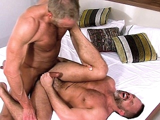 Mature bear spunked over bears (gay) blowjob (gay) cum tributes (gay)